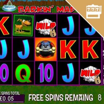 Barking Mad Slots
