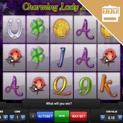 Charming Lady Luck Online Slot - Play the Slot Online Free