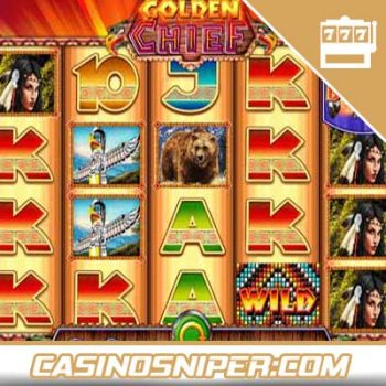 Golden Chief Slots