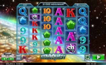 Star Quest free spins