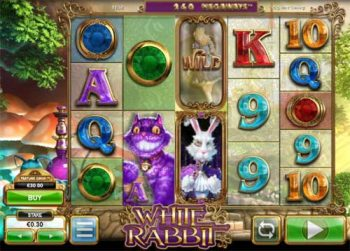 white rabbit-free-spins